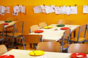 Organizarea alimentaţiei copiilor în instituţiile de educaţie timpurie  din sectorul Centru