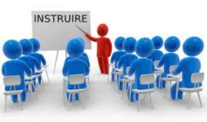 Activități de instruire a angajaților DETS sectorul Centru