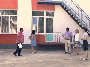 Finalizarea Lucrărilor civile în cadrul sub-proiectului RO3 în Grădinița nr.6!