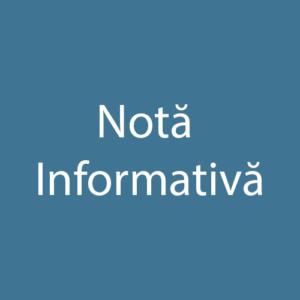 Notă informativă cu privire la demararea lucrărilor de reparație în instituțiile de învățământ din subordinea DETS sectorul Centru