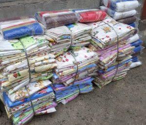 Seturi de lenjerie de pat și prosoape de înaltă calitate au fost repartizate tuturor grădinițelor din sectorul Centru