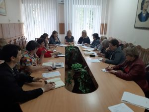 Ședință de lucru cu responsabilii pentru odihna de vară în sezonul estival 2019 din instituțiile de învățământ din subordinea DETS sectorul Centru