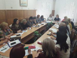 La 16.05.2019 a avut loc o ședință de lucru cu managerii IET din subordine