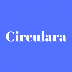 Circulara nr. 210 din 14.05.2019