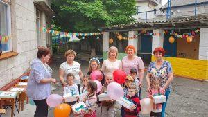 Micuții de la IET nr.167 pentru copii cu deficiențe auditive și asociate cu practici incluzive trăiesc, astăzi, o mare sărbătoare