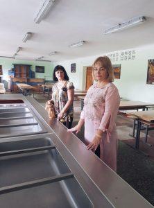 Reparația blocului alimentar la Gimnaziul nr.7 – o prioritate a DETS sectorul Centru în parteneriat cu DGETS și Primăria mun. Chișinău