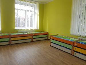 Notă informativă cu privire la soluționarea problemei existenței paturilor de fier în grădinițele din subordine