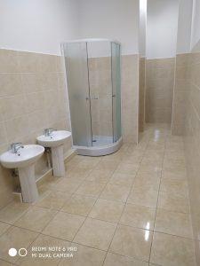 Reparația capitală a celor 3 blocuri sanitare ale IET nr. 167
