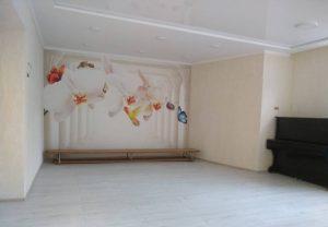 Reparația capitală a coridorului și a sălii muzicale din IET nr. 125 din sectorul Centru