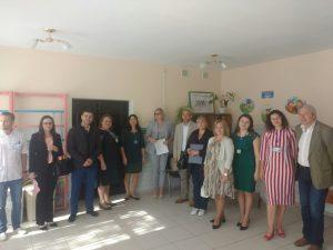 Trecerea în revistă a instituțiilor de educație timpurie din sectorul Centru