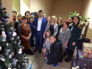 O zi de poveste pentru copiii familiei Iablonskii, care frecventează IET nr. 156 din sectorul Centru!