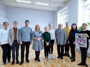 """Elevii Liceului Teoretic """"Academician Constantin Sibirschi"""" se bucură de o nouă sală de dansuri"""