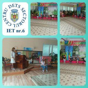 Instruirea cadrelor în IET nr.6