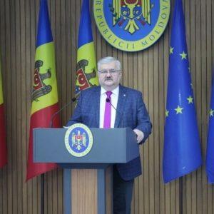 """Ministrul Igor ȘAROV: """"Este important să menținem comportamente responsabile. Motiv pentru care îmi reînnoiesc apelul la precauție nu doar în interiorul, dar și în afara școlii"""""""