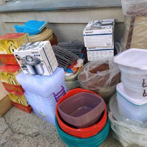 Dotarea instituțiilor de educație timpurie din subordinea DETS Centru cu obiecte de uz sanitar și uz gospodăresc