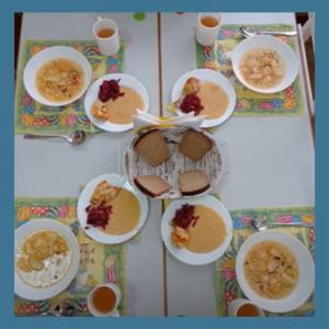 Procesul de organizare și desfășurare a alimentației copiilor în IET nr.46 sectorul Centru