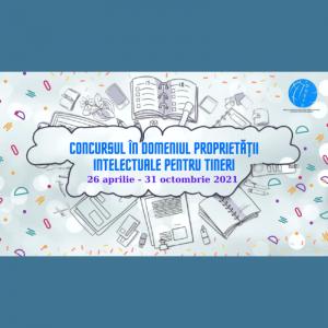 Concursul în domeniul proprietății intelectuale pentru tineri, ediția a V-a