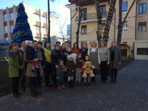 Acțiuni de binefacere în ajunul sărbătorilor de iarnă